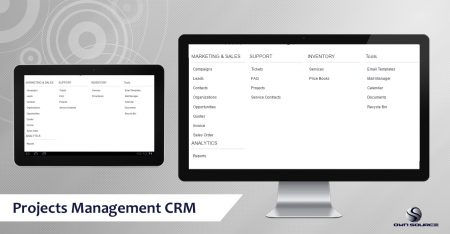Projects Management CRM